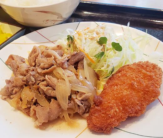 本館1F レストラン「ピア」